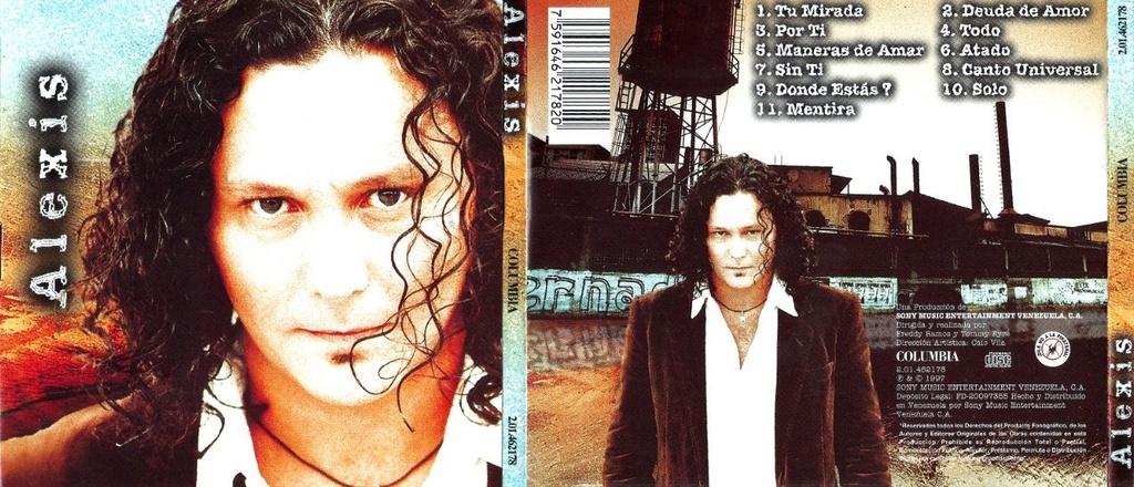 Alexis Peña (Ex-Tempano) - Alexis (1997) Depositfiles Alexis10