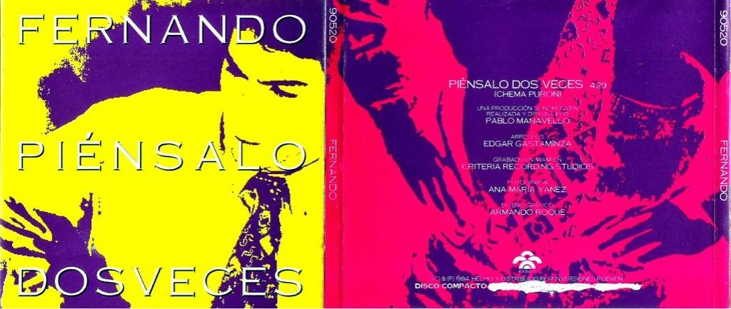 Fernando - Piensalo Dos Veces (Single)(1994) Dayliuploads Fernan10
