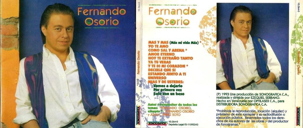 Fernando Osorio - Fernando Osorio (1993) Dayliuploads Fernan13