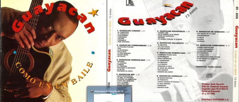 GUAYACAN - COMO EN UN BAILE (1996) DEPOSITFILES Guayac11
