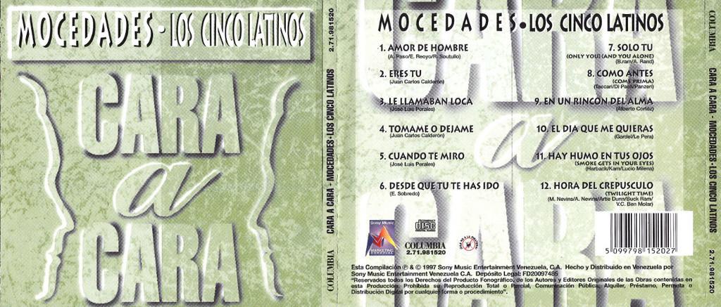 Mocedades & Los Cinco Latinos - Cara A Cara (1997)(Depositfiles) Moceda10