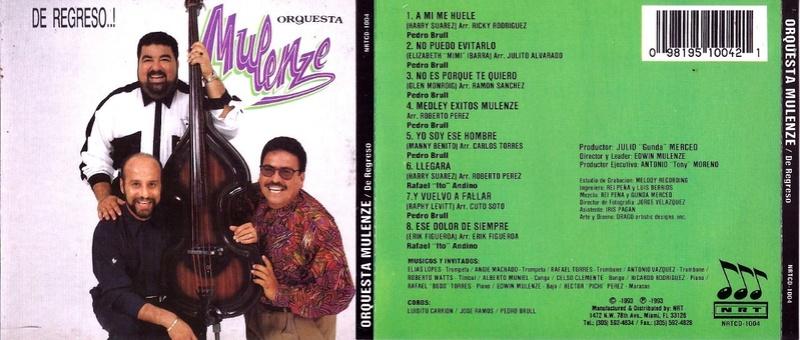 Orquesta Mulenze - De Regreso! (1993) Orques10