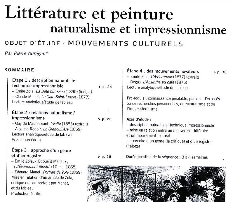 littérature et impressionnisme recherche de textes Captur11