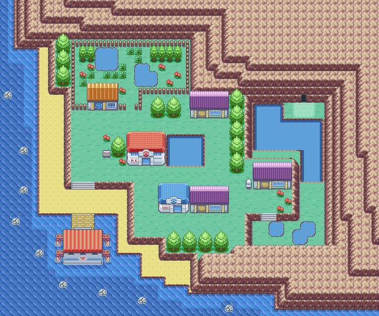 [Random Thoughts] Le end game dans Pokémon Four_i10