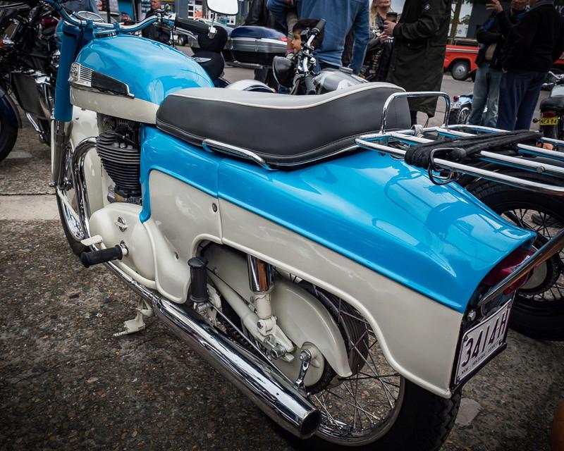 British Bike Show 'n Shine Norton10