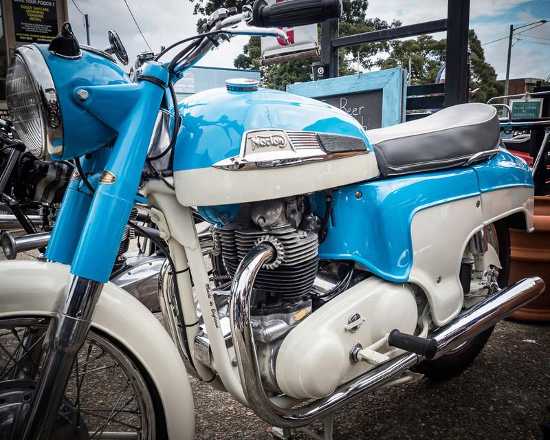 British Bike Show 'n Shine Norton11