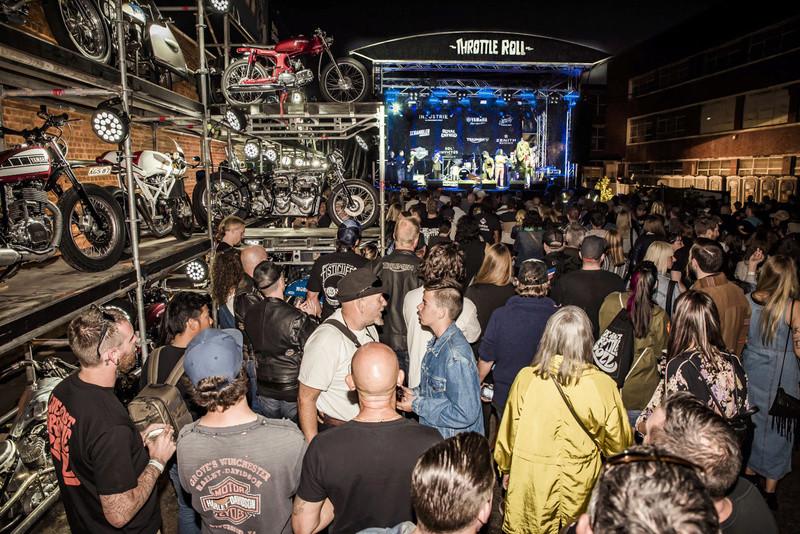 Throttle Roll Street Party 2017  Thrott10