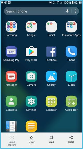 Samsung Galaxy S8 TouchWizHome-resigned.apk 4.1 MB for All Samsung's Downlo11