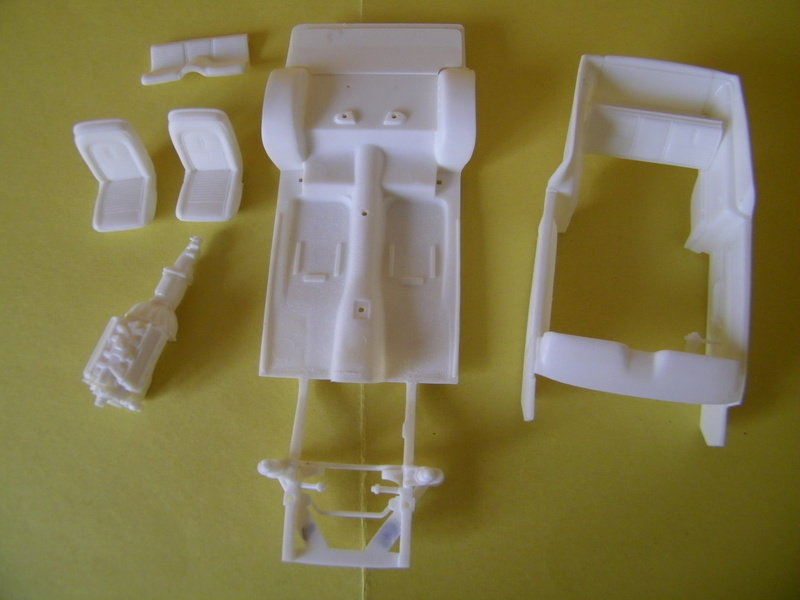 Ford Mustang Shelby GT 350 de 1967 - AMT 1/24e 100_4310