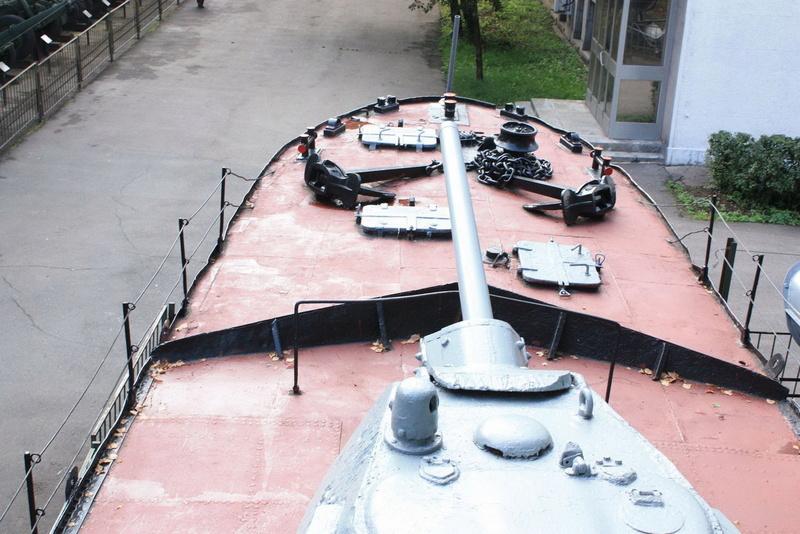 Russian gunboat Bk 1124 au 1/20e sur plan  - Page 6 13852411