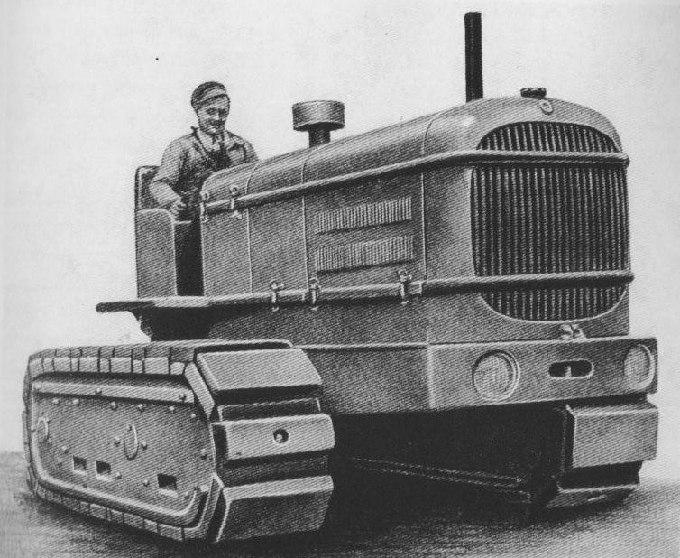 publicités du tracteur LICORNE 000015