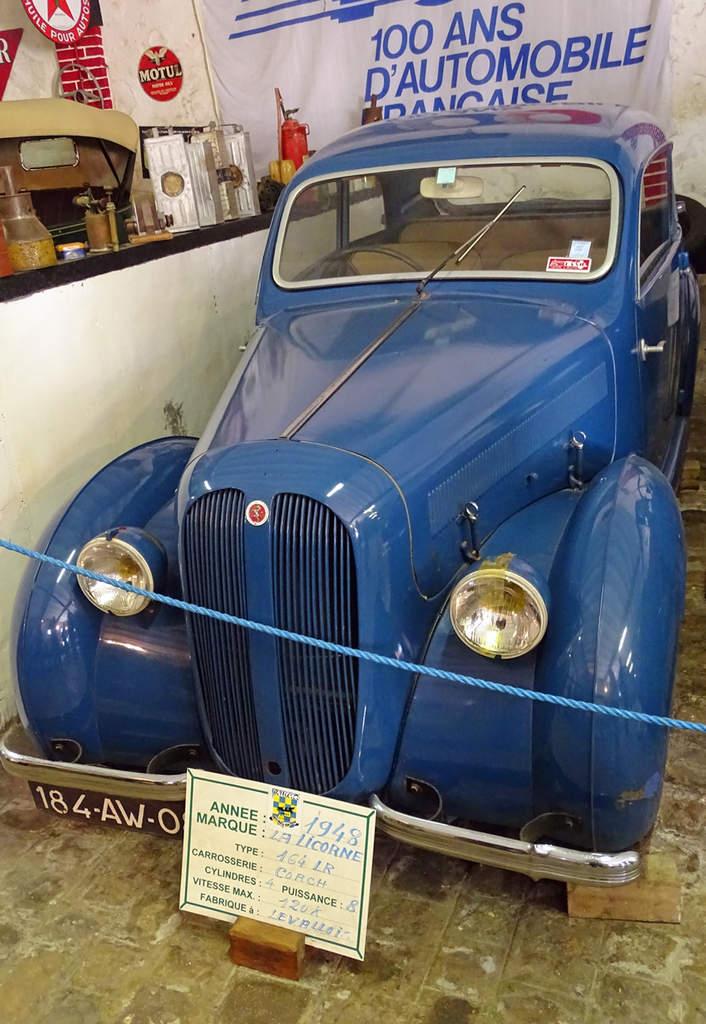 musée automobile Drouais à Dreux (27) 00022