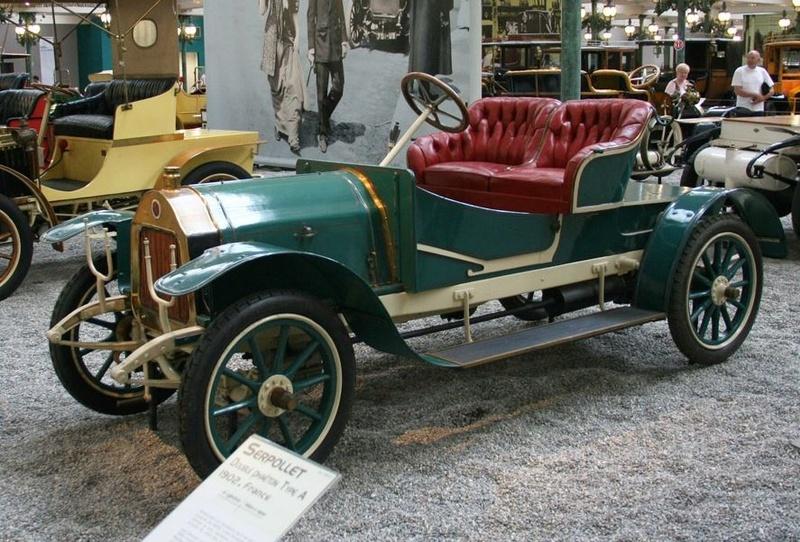 Musée de Mulhouse - La Cité de l'Automobile 2_012