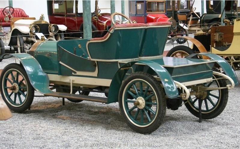 Musée de Mulhouse - La Cité de l'Automobile 2_013
