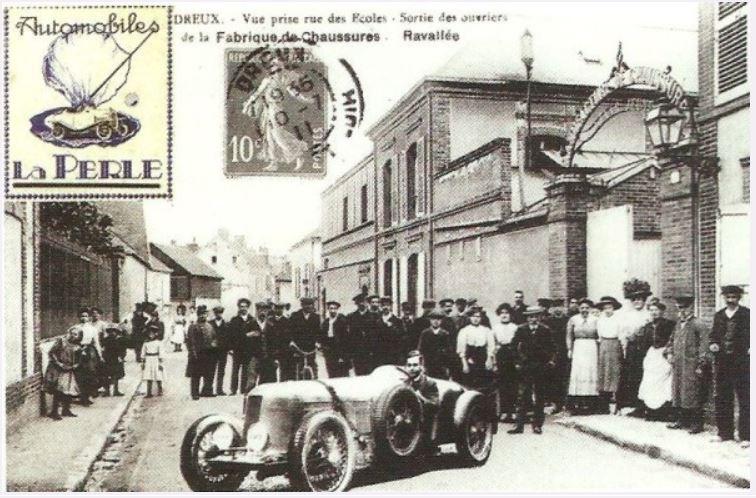 Némorin CAUSAN Ingénieur (1881-1937) 410
