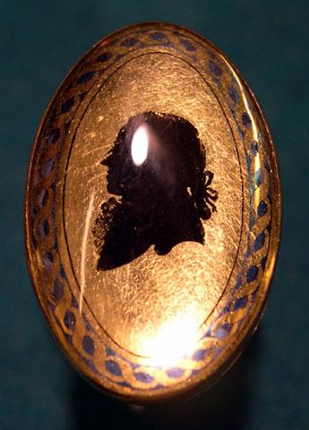 """silhouette - L'art du  """" Portrait en Silhouette """" ou """" à la silhouette """" 00024-10"""