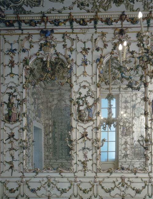 Capodimonte, un palais de la reine Marie-Caroline 08-52010