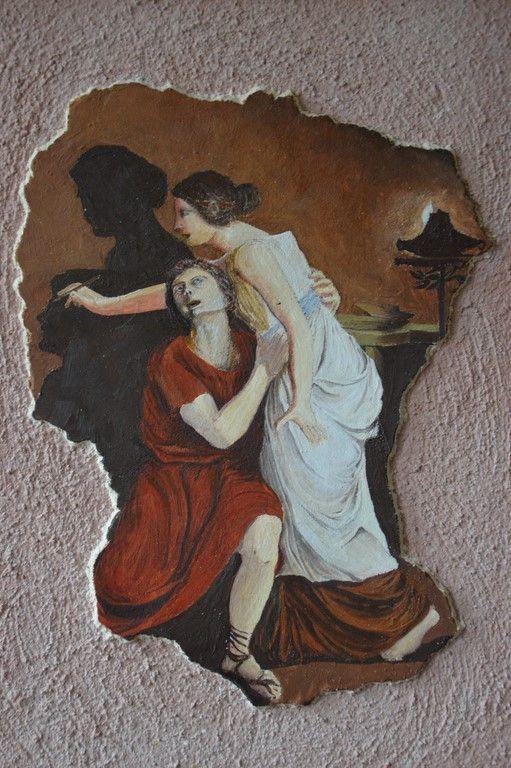 """silhouette - L'art du  """" Portrait en Silhouette """" ou """" à la silhouette """" 09182610"""