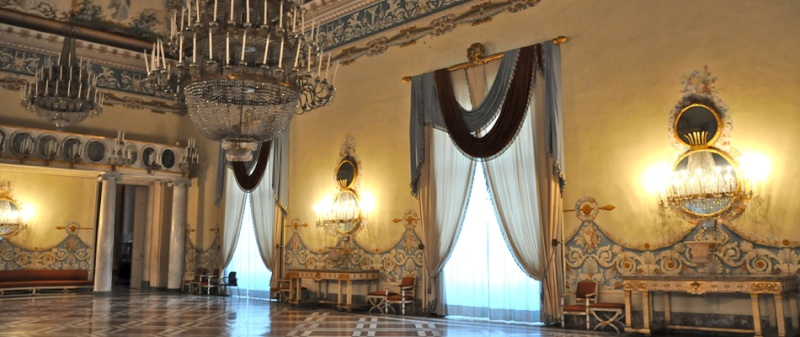 Capodimonte, un palais de la reine Marie-Caroline 1-capo10
