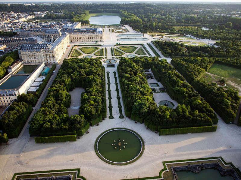 Versailles,   L'Allée d'Eau, ou Allée des Marmousets 1024px10