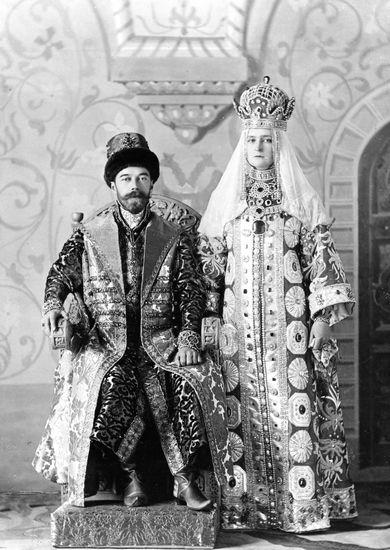 Il y a 100 ans, abdication du tsar Nicolas II 13108510