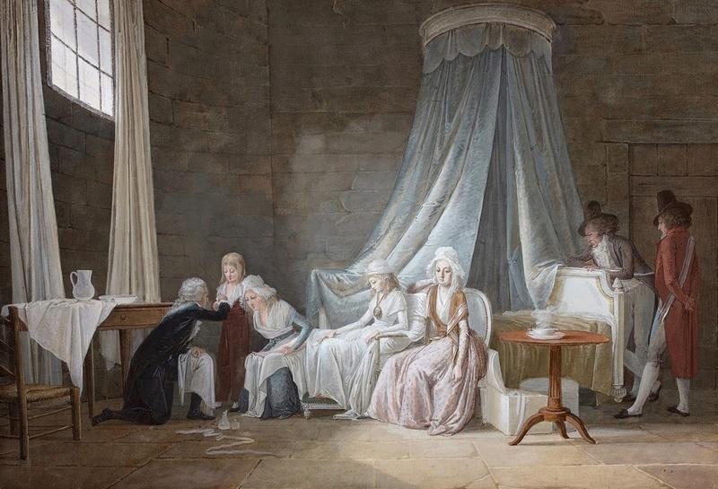 docteur brunier - Le docteur Brunier , médecin des Enfants de France 14884610