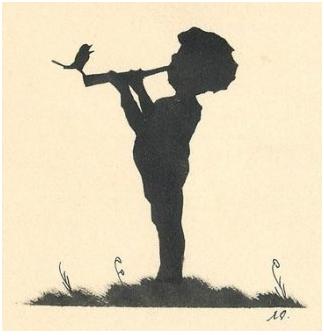"""silhouette - L'art du  """" Portrait en Silhouette """" ou """" à la silhouette """" 1510"""