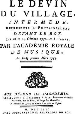 Le Devin du Village, de Jean-Jacques Rousseau, Théâtre de la reine au Petit Trianon 250px-10
