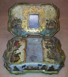 La marqueterie de papier XVIIIème, ou Arte Povera 2dd70410