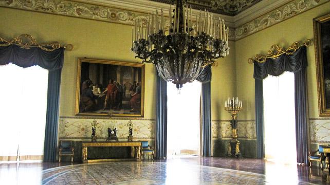 Capodimonte, un palais de la reine Marie-Caroline 35854810