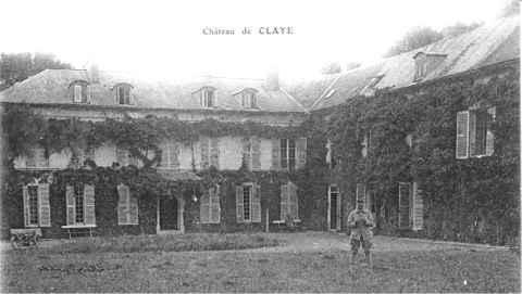 A Claye en Brie, chez monsieur de Polignac 3cc_ch11