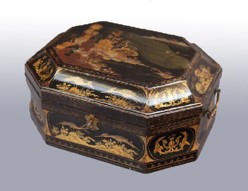 Perruques et  boîtes à perruques au XVIIIe siècle 406610
