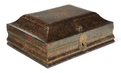 Perruques et  boîtes à perruques au XVIIIe siècle 406710