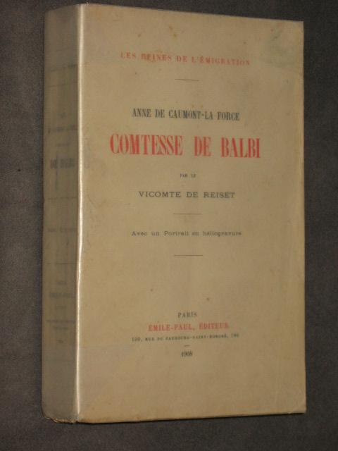 La collection du comte de Reiset aux enchères 648bal10