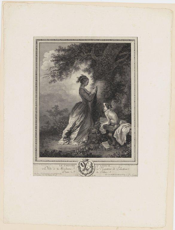 Louise d'Esparbès de Lussan, comtesse de Polastron 76810
