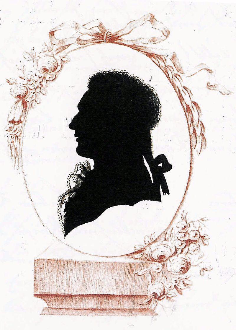 """silhouette - L'art du  """" Portrait en Silhouette """" ou """" à la silhouette """" 800px-20"""