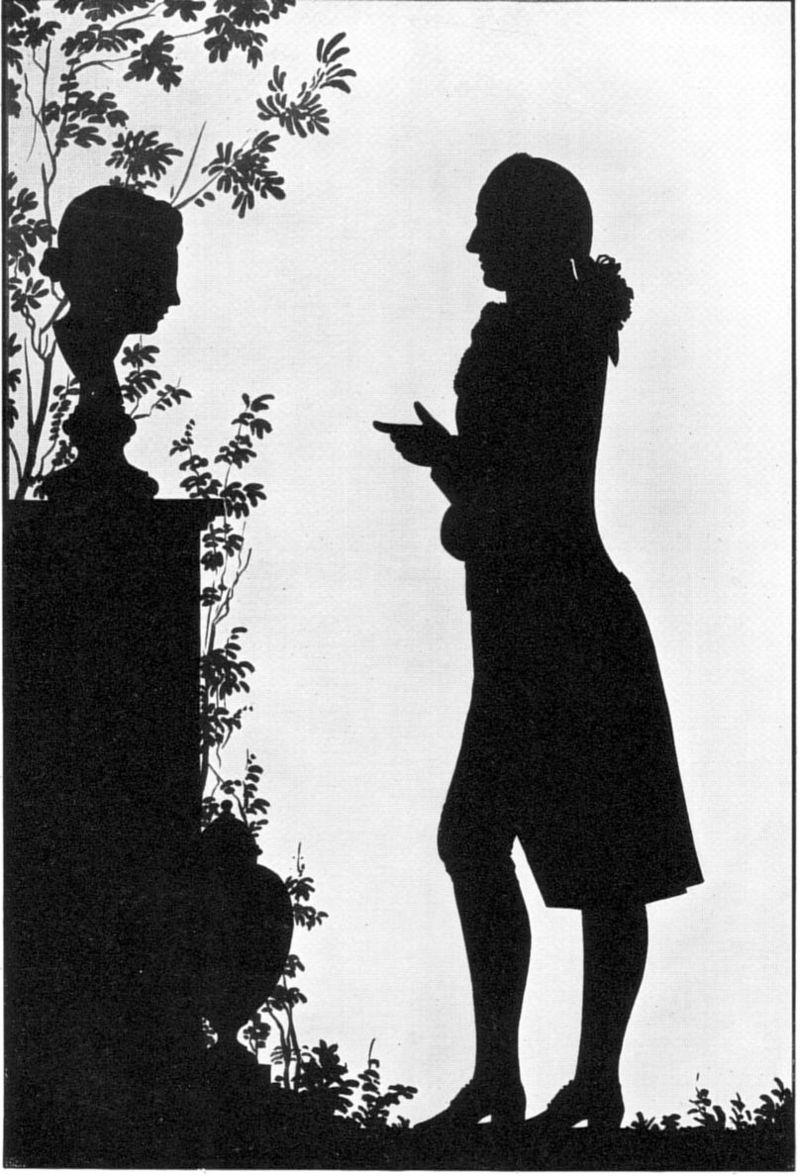 """silhouette - L'art du  """" Portrait en Silhouette """" ou """" à la silhouette """" 800px-21"""