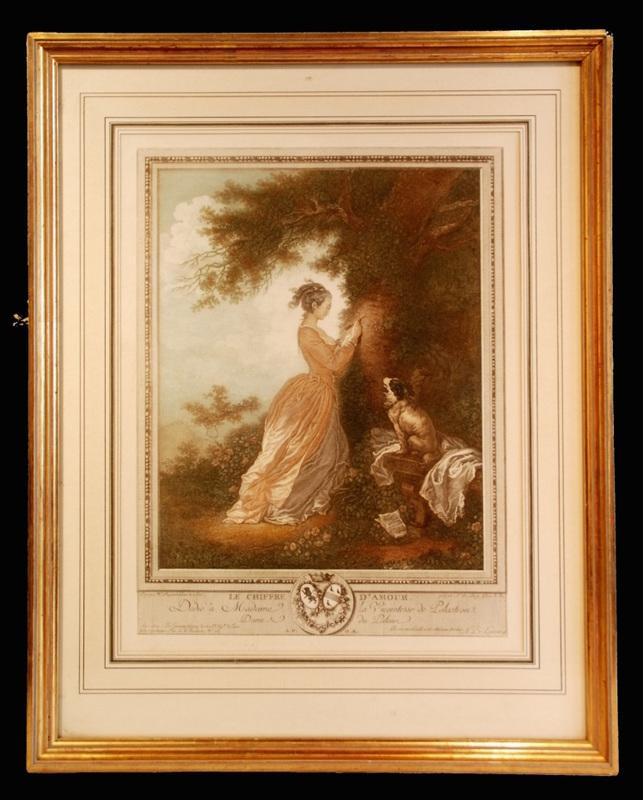 Louise d'Esparbès de Lussan, comtesse de Polastron 87689910