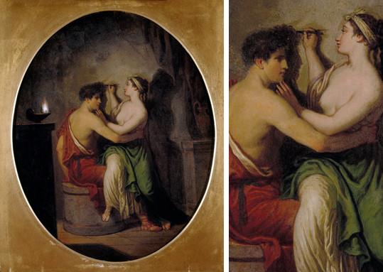 """silhouette - L'art du  """" Portrait en Silhouette """" ou """" à la silhouette """" A725110"""
