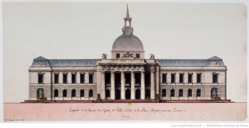 lequeu - Jean-Jacques Lequeu, un architecte qui n'a rien construit ! Aaa19