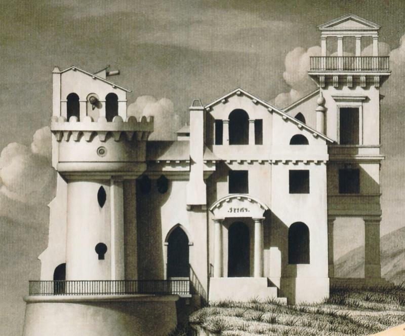 lequeu - Jean-Jacques Lequeu, un architecte qui n'a rien construit ! Aaa24