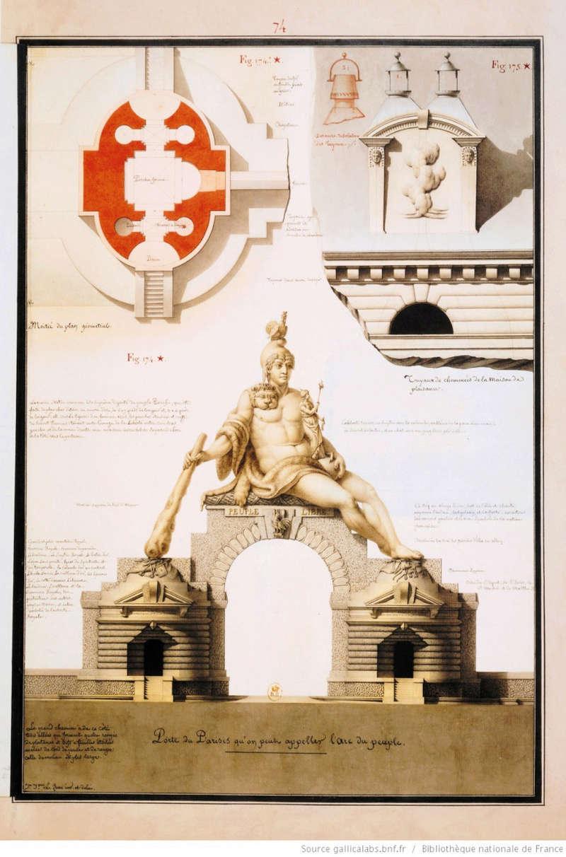 lequeu - Jean-Jacques Lequeu, un architecte qui n'a rien construit ! Aaa28