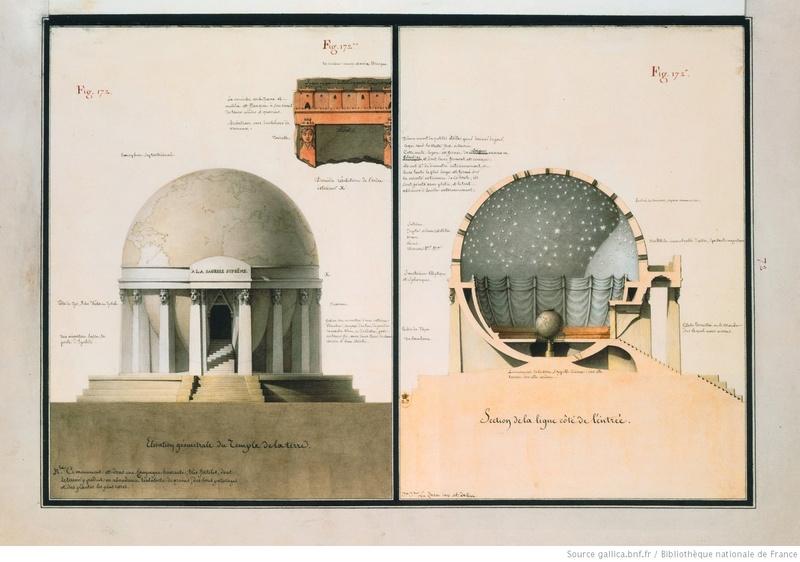 lequeu - Jean-Jacques Lequeu, un architecte qui n'a rien construit ! Aaa36