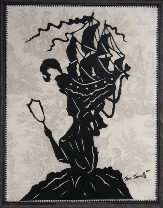 """silhouette - L'art du  """" Portrait en Silhouette """" ou """" à la silhouette """" C8541710"""
