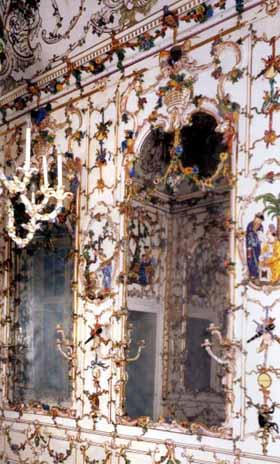 Capodimonte, un palais de la reine Marie-Caroline Cabine11