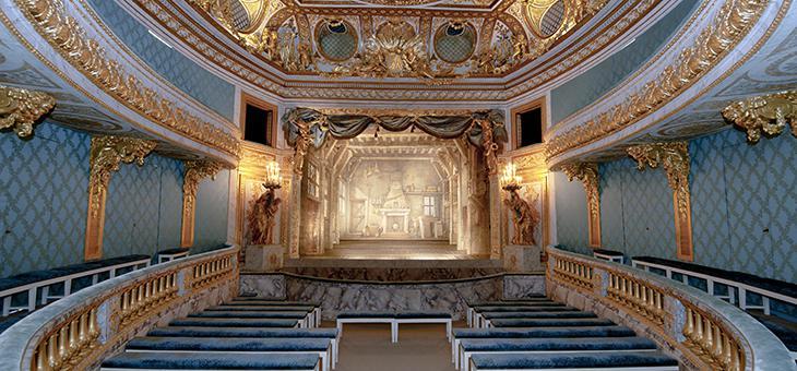 Le Devin du Village, de Jean-Jacques Rousseau, Théâtre de la reine au Petit Trianon Cchris10