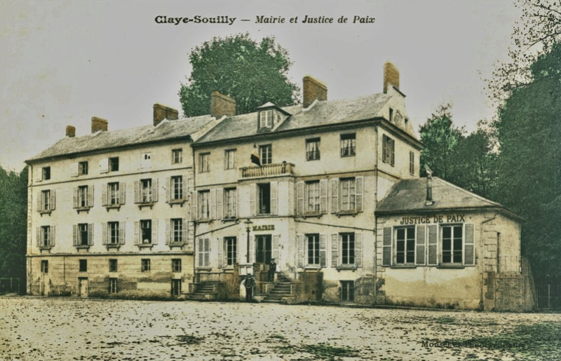 A Claye en Brie, chez monsieur de Polignac Claye-10