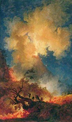 Le Vésuve, décrit par les contemporains du XVIIIe siècle - Page 2 D10