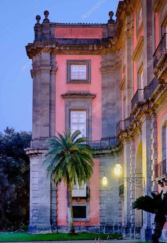 Capodimonte, un palais de la reine Marie-Caroline Deposi10