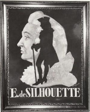 """silhouette - L'art du  """" Portrait en Silhouette """" ou """" à la silhouette """" Etienn10"""
